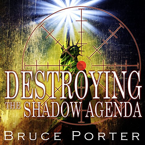 Destroying the Shadow Agenda audiobook cover art