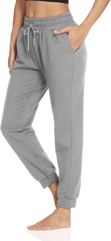 Award-winning store ZJCT Womens Athletic Fresno Mall Joggers with Loose Yoga Sweatpants Pockets