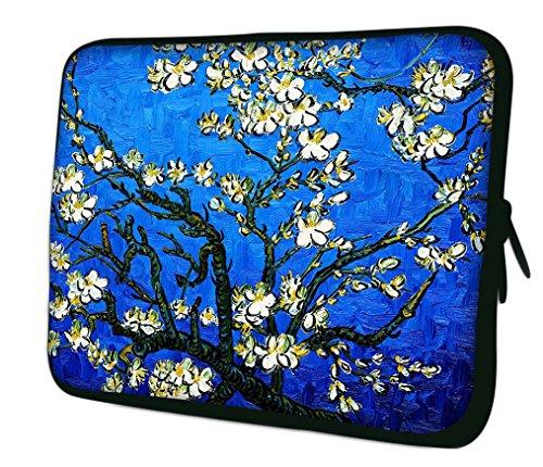 LUXBURG 17,3 pollici Custodia Morbida per PC portatili Laptop Notebook Lettore ebook Reader e Tablet