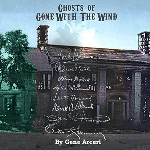 Ghosts of Gone with the Wind audiobook cover art