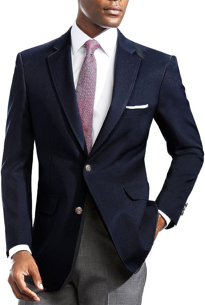 Neil Allyn Elegant 2 Button Notch Blazer, Sport Coat