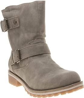JANE KLAIN 64613 Womens Boots Tan