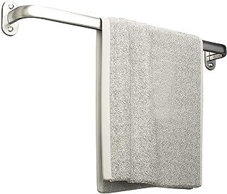 GWFVA Porte-Serviettes Mural Espace - Porte-Serviettes en Aluminium - Moderne et Simple - 52 cm - Crochet Porte-Serviettes...