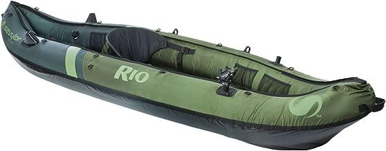 Sevylor Rio 1-Person Fishing Canoe