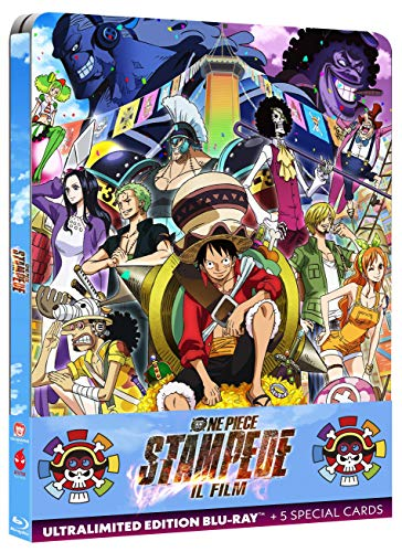 One Piece: Stampede - Il Film (Blu-Ray) Steelbook (Collectors Edition) ( Blu Ray)