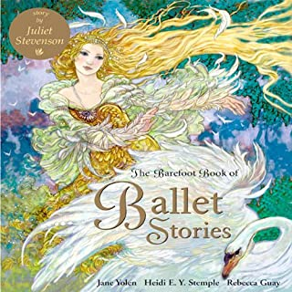 The Barefoot Book of Ballet Stories cover art