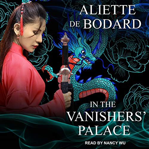 In the Vanishers' Palace audiobook cover art