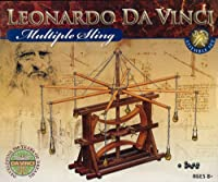 童友社 レオナルド・ダ・ヴィンチシリーズ 第3弾 マルチプル スリング DV017