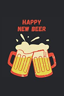 """Happy New Beer: Tarot Journal, 6""""x9"""", 107 pages"""