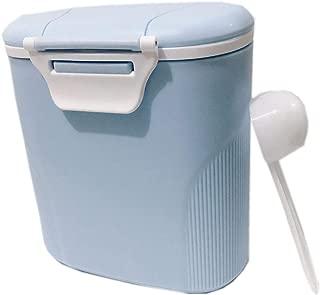 decaden Milchpulver-Portionierer Tragbare Milchpulverbox Milchpulver Box Geschichtet Geeignet F/ür Zu Hause//Unterwegs Usw