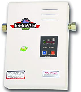 Best electric scr2 titan n 120 tankless water heater Reviews