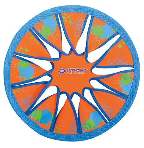 Apariencia de Pez Payaso Maxi Pez de Neopreno con V/álvula de Bola de Agua Pez Gigante para Inflar 67 x 40 cm