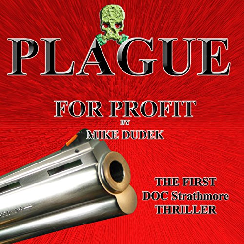 Plague for Profit audiobook cover art