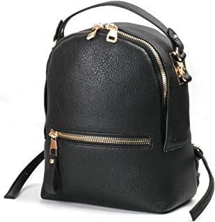 Women Backpack Fashion Travel Bag Multipurpose Designer Girls Ladies PU Leather Backpack