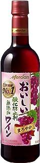 【13年連続売上No.1】メルシャン おいしい酸化防止剤無添加赤ワイン ペットボトル [ 720mlx12本 ]