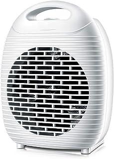 GXDHOME Calefactores Calentador eléctrico, Mini radiador portátil de Uso doméstico Caliente y frío de Doble Uso con calefacción y frío de calefacción (220V, 2000W)