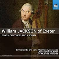 Jackson: Songs, Canzonets & a