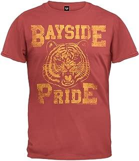 Bayside Pride Vintage Rust Adult T-Shirt Tee