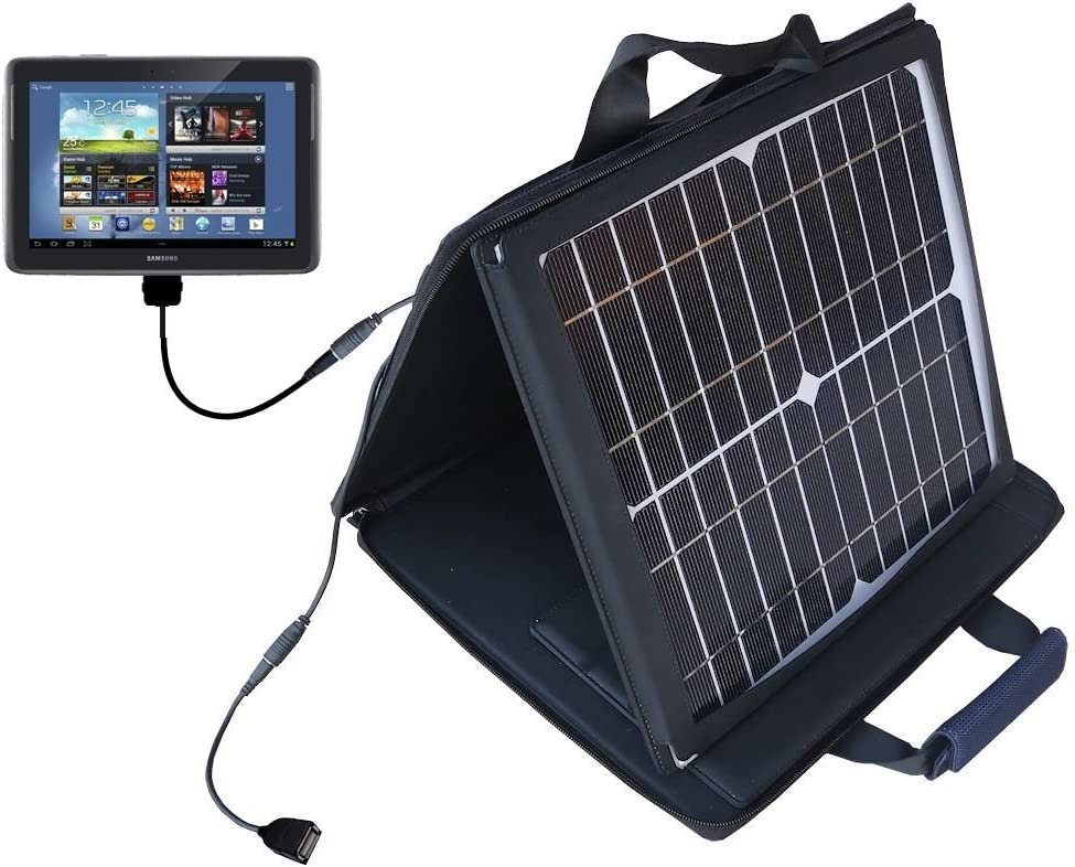 Gomadic SunVolt Powerful Denver Mall and trust Portable Suitable Charger Solar for