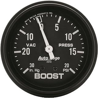 Auto Meter 2310 Autogage Boost Vac / Manometer