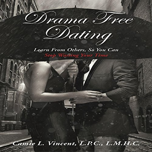 Drama Free Dating: Learn from Others, so You Can Stop Wasting Your Time audiobook cover art