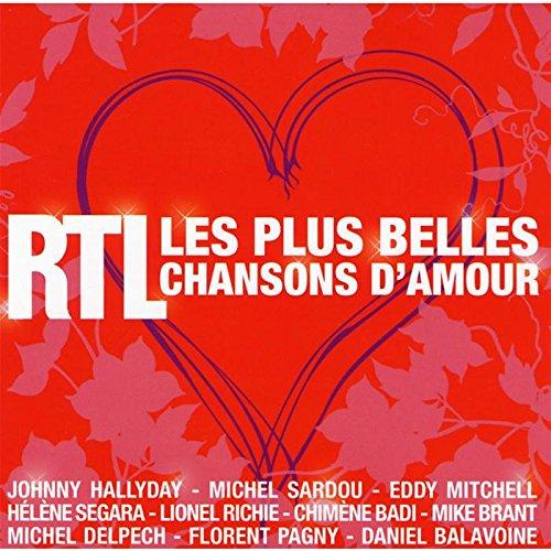 Les Plus Belles Chansons d'amour d'Rtl