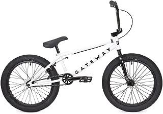 CULT Gateway A BMX Bike Mens Sz 20in White