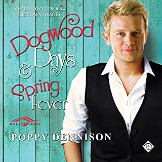 Dogwood Days & Spring Fever audiobook cover art