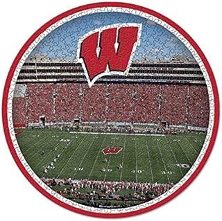 NCAA University Wisconsin Badgers Puzzle (500 Piece), 20.25