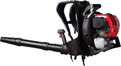 CRAFTSMAN BP410 32cc, 4-Cycle Full-Crank Engine Gas Powered Backpack Leaf Blower –..