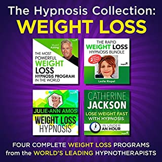 The Hypnosis Collection - Weight Loss     Four Complete Life-Changing Hypnosis Programs for Losing Weight              By:                                                                                                                                 Inspire3 Hypnosis                               Narrated by:                                                                                                                                 Inspire3 Hypnosis                      Length: 3 hrs and 50 mins     8 ratings     Overall 3.9