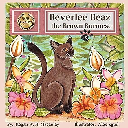 Beverlee Beaz the Brown Burmese