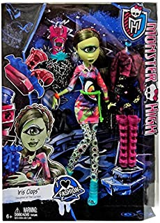 Monster High Monster High I Love Fashion - Iris Clops Doll (parallel import)