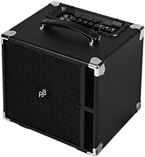 Phil Jones Bass Suitcase Compact Piranha Bass Combo Amp Black