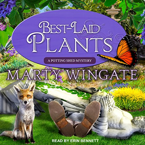 Best-Laid Plants audiobook cover art