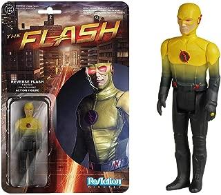 Funko Reaction Flash TV Series Reverse Flash 3 3/4 Inch Action Figure