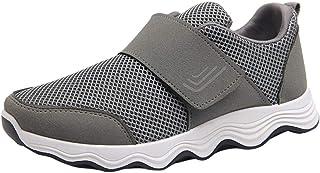 Luckhome Sportschuhe Herren Damen Schuhe Sneaker Damen Wanderschuhe Damen Schuhe Herren Damenmode l/ässig Mesh atmungsaktiv leichte Sport Laufschuhe Turnschuhe