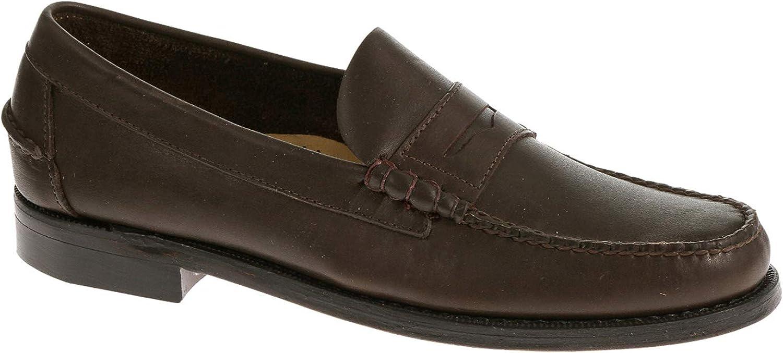 Seväskao herrar Classic Leather Leather Leather Loafers  grossist billig