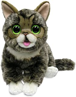 Cuddle Barn Lil Bub Adorable Kitten Cat Plush Toy, CB8240