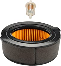 Harbot 951-10794 951-14262 Air Filter with Fuel Filter for MTD 751-10794 208cc Premium OHV Engine Troy-Bilt MTD Gold Craftsman Yard-Man Yard Machines Huskee Bolens Cub Cadet Tiller/Cultivator