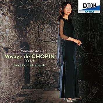 Voyage de Chopin IV ''Pour l'amour de Sand'' Noahn et Paris I