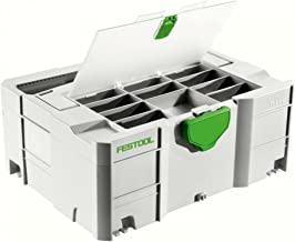 Festool SYS 2 TL-DF Systainer Df T-LOC - Wit