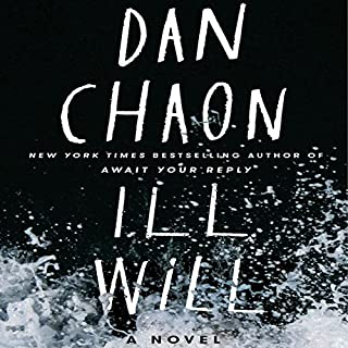 Ill Will audiobook cover art