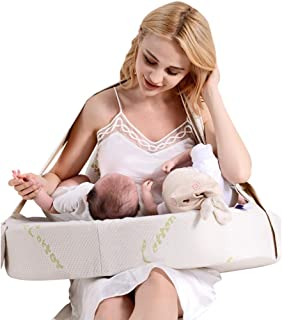Breastfeeding Pillows Twin Feeding Pillow Pregnant Woman Pillow Breastfeeding Pad Waist Protector Safety Fence Learning to Sit On The Pillow Pillow Waist Pillow Breastfeeding Pill