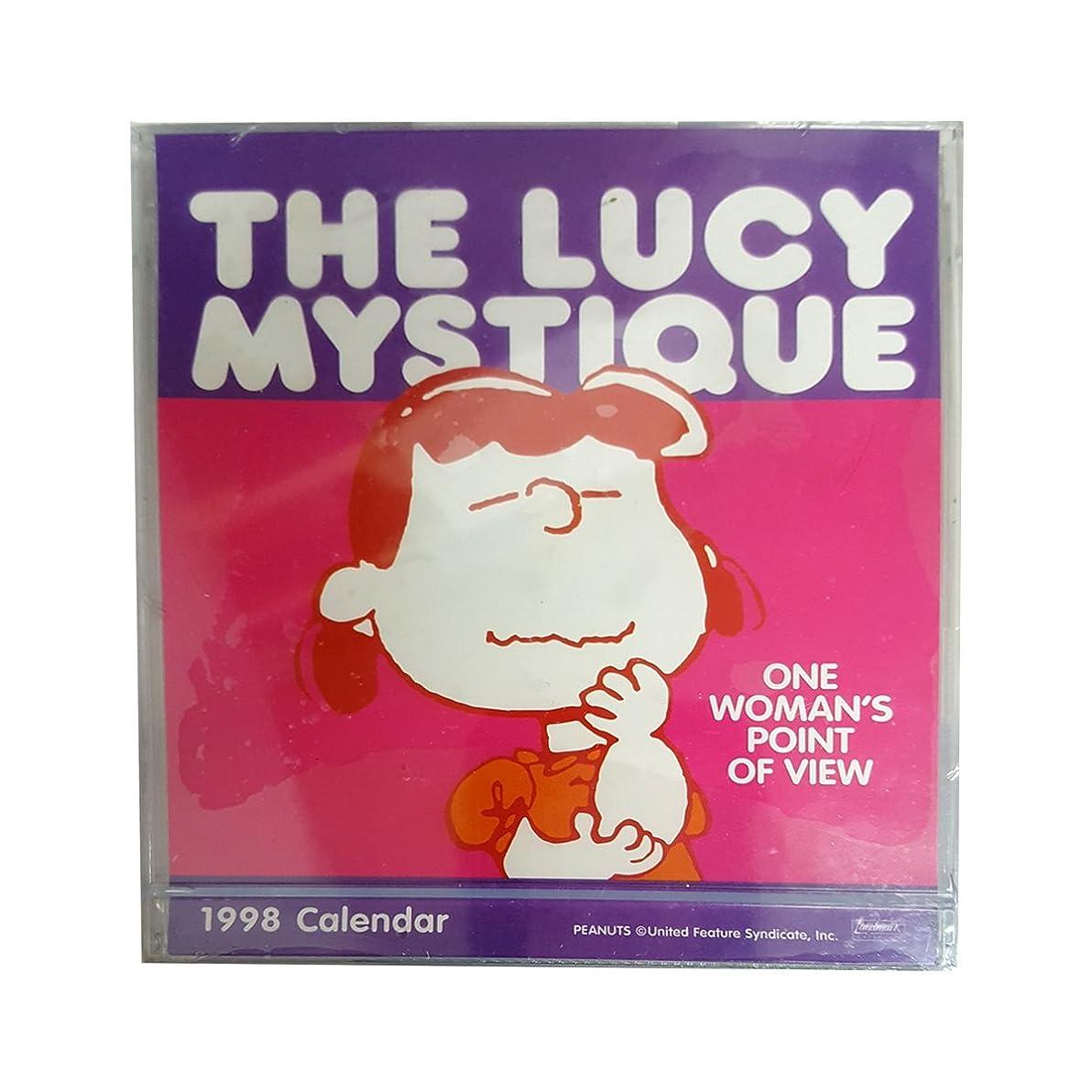 コメンテーター触手排除するCal 98 Lucy Mystique: One Woman's Point of View