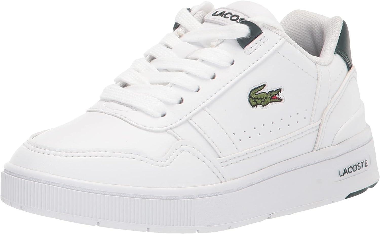 Lacoste Unisex-Child T-Clip Sneaker