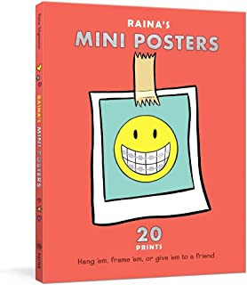 Raina's Mini Posters: 20 Prints to Decorate Your Space at Home and at School