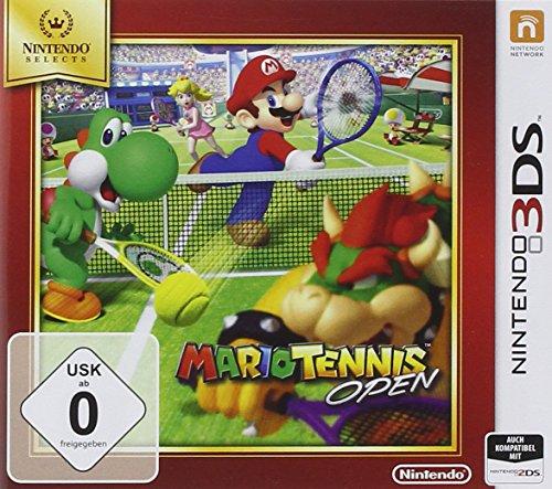Mario Tennis Open - Nintendo Selects - [3DS]