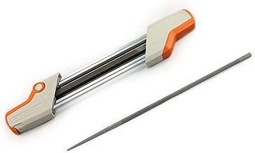 Stihl 2 in 1 Easy File Chainsaw Chain Sharpener 3/8 + bonus Replacement File!