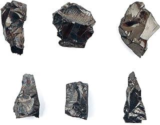 Piedras naturales de Shungite Elite para purificación de ag